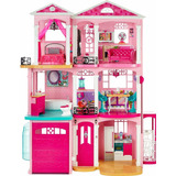 Barbie Casa De Los Sueños Mattel Ffy84