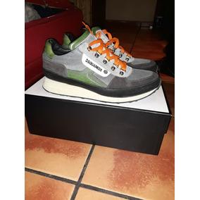 Tenis Sneakers Dsquared2 Impecables Garantizados Gucci Prada