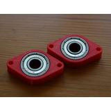 Soporte Rodamiento 608zz Rojo X 2 Unidades