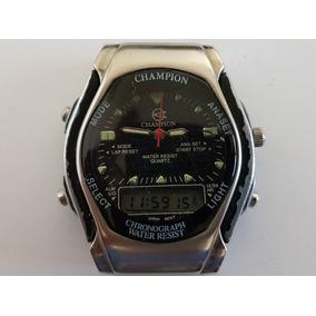 1e0ee4b18f5 Relogio Champion Anadigi Quartz - Joias e Relógios no Mercado Livre ...