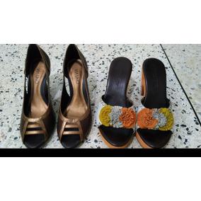 Zapatos De Dama: Suecos Talla 37
