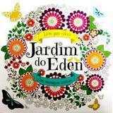 Jardim Do Éden Livro Para Colorir Com Mensagens Bíblicas