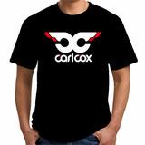 Camiseta Carl Cox - Dj Britânico - Masc Algodão Festival