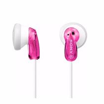 Audífonos Estéreo Sony Mdr-e9lp-rosa