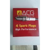 Bujias Modelo Rc12yc Acg Importadas 3 Electrodos Triple Cont