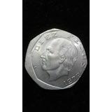 Error En Moneda De 10 Pesos Excelente Condición Año 1978