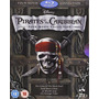 Pelicula Blu Ray Pirates Of The Caribbean Four Collection