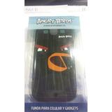 Capa De Acrilico P/ Samsung S3 Angry Birds