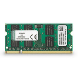 Memoria Kingston 2 Gb Ddr2 800 Sodimm 2 Gb 1x2