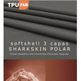Tela Softshell 3 Capas X Metro * Importador Directo *