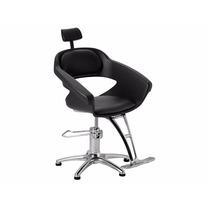 Cadeira Profissional Para Salão De Beleza - Primma Dompel