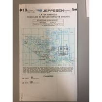Jeppesen Latinoamérica High/low Altitude Enroute Charts