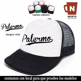 Gorra Trucker Barrios De Buenos Aires Mod Palermo En Niceto
