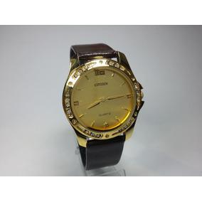 Hermoso Reloj Citizen Quartz Movement Años 70
