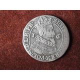 Antique,preciosa Moneda Medieval De Plata, Año 1624