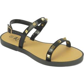 Sandalias Kriza Confort Dama Fashion Moda Talla 40 Y 41