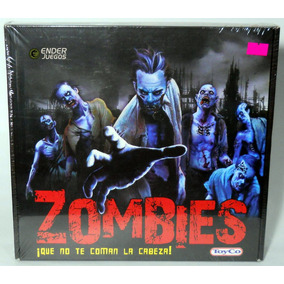Zombies - Toyco - Juego De Estrategia - Enderjuegos