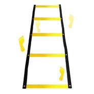 Escada De Agilidade 5 Degraus Coordenação Motora Oferta
