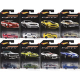 Carros Hot Wheels Camaro 50th Aniversario Series 2017