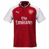 Camiseta Oficial Arsenal 17-18
