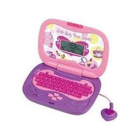 Computadora Laptop Infantil Bilingüe Cartera