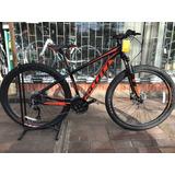 Bicicleta Scott Aspect 950 Rin 29 Grupo 24v Talla M 2018