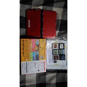 3 Ds Xl Versão Mario 2 - Japones