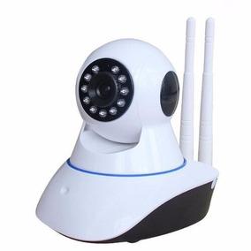 Camera De Segurança Ip Sem Fio Wireless Infra Audio 1,3mp