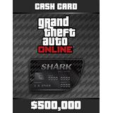 Grand Theft Auto Online Tarjeta Del Efectivo Del Toro Del T