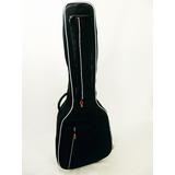 Estuche Semi-rígido Abullonado Para Guitarra//envío Gratis