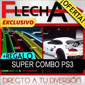 Rock Band Blitz + Gran Turismo 6 + Regalo Ps3 Digital   Fg»