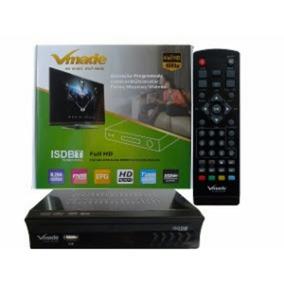 Receptor, Conversor Digital Set Top Box Slim Tv Gravador Hd