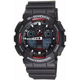 Reloj Casio G Shock Ga 100 1a4 Antimagnetico Temporizador