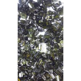 Turmalina Verde Jgemas Bruta Lindo Lote 63.8 G 515 Pedras Jg