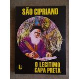São Cipriano - O Legítimo Capa Prêta - Livro - 96 Páginas