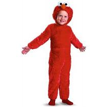Disfraz Hombre Traje De La Piel Cómoda Elmo - Niño Pequeño
