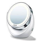Espejo Maquillaje Beurer Bs49 Giratorio Luz Led Aumento 5x