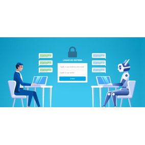 Sistema Chatbot, Atendimento E Suporte Automático