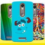 Capa Personalizada Para Motorola Moto X Force Xt1580 2016