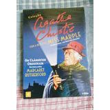Box Dvd Coleção Agatha Christie - 4 Filmes - Miss Marple