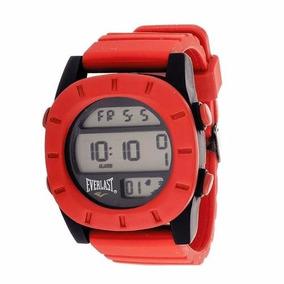 Reloj Everlast Evwf004re Rojo 100% Original **envío Gratis*