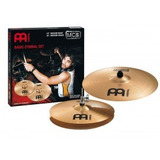 Platillo Pack Meinl Mcs 14 Hi-hat 16 Crash