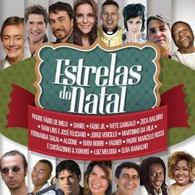 Cd - Estrelas Do Natal - Fábio De Melo E... - Novo - Lacrado
