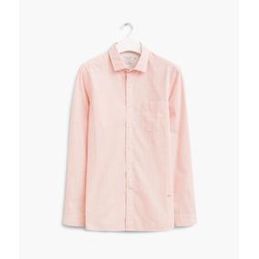 Camisa Richards Linho - Calçados b551316308f