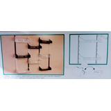 Repisa Organizador Plástico 3 Niveles Flexohogar