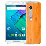 Celular Motorola Moto X Style Bamboo 21mpx 5,7 Libre Blanco