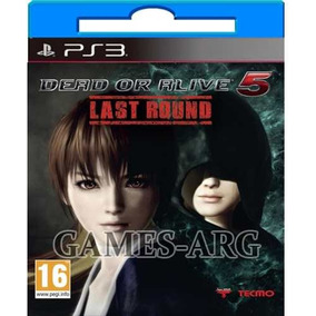 Dead Or Alive 5 Last Round Ps3 Playstation 3