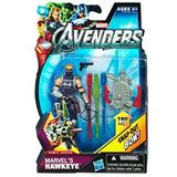 Avengers Marvels Hawkeye Vengadores Articulado Ojo De Halcon