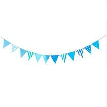 Banderines Papel Fiesta Cumpleaños Baby Shower Envío Gratis