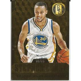 2014-15 Gold Standard Gold Stephen Curry Warriors /79